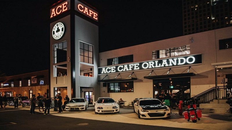 Ace Cafe Orlando, FL Tickets | Ace Cafe Event Schedule at
