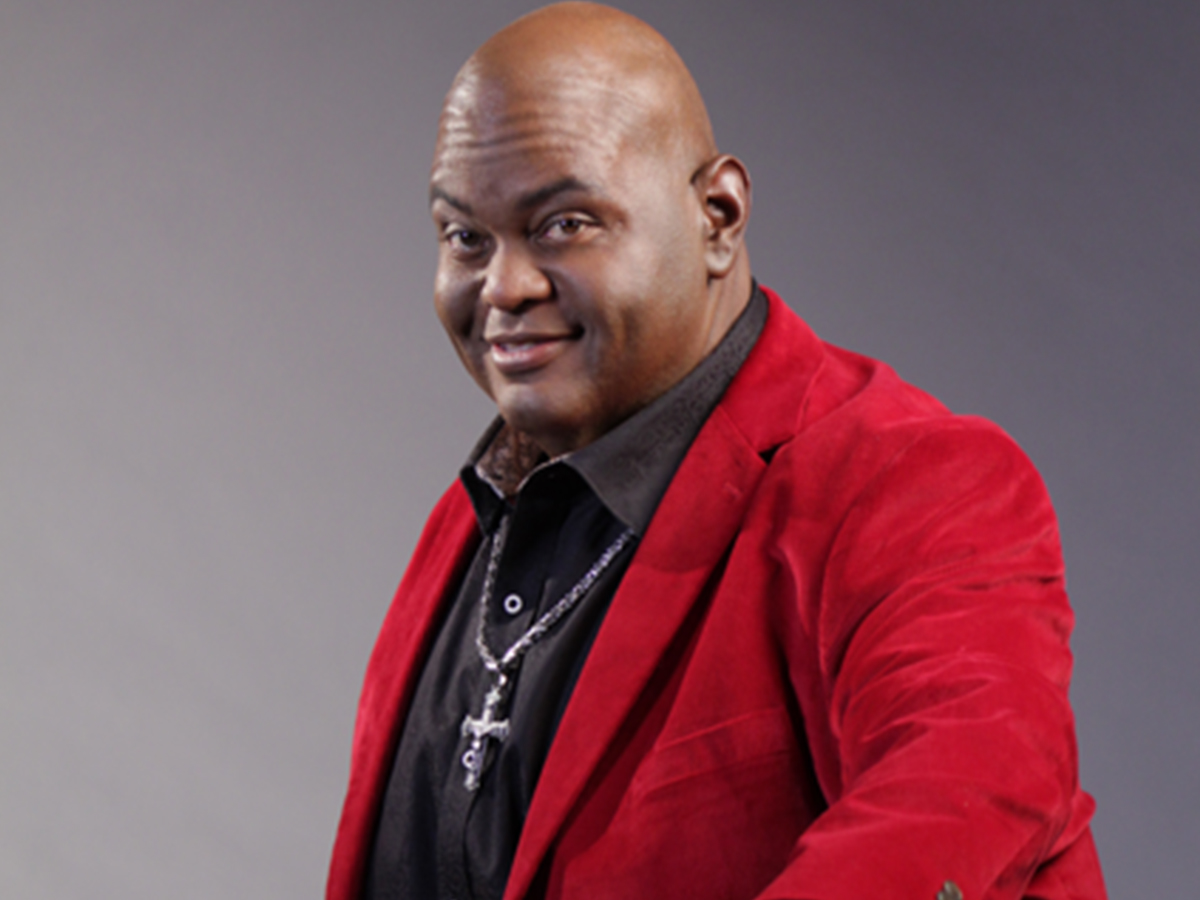 Lavell Crawford weight loss
