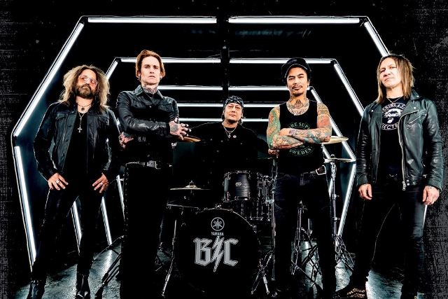 Tickets for Buckcherry | TicketWeb - Lafayette's Music Room - Memphis in Memphis, US