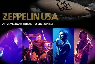 Zeppelin USA - An American Tribute