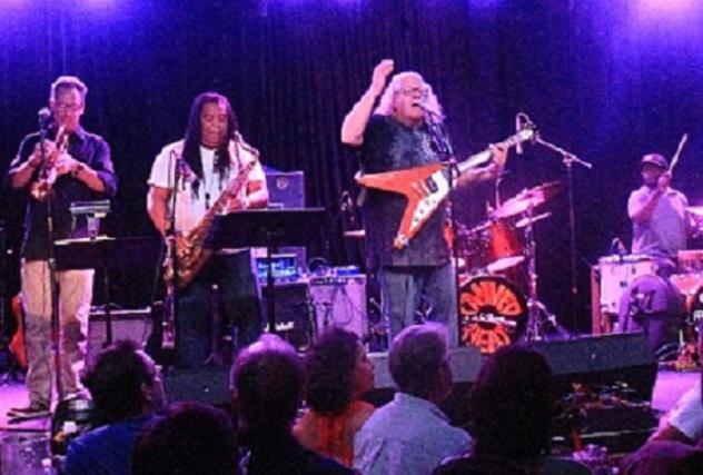Claude Von Trotha Band