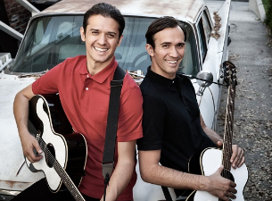The Bird Dogs present: The Everly Brothers experience