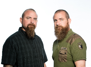 Cory and Chad