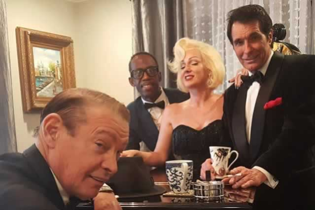 The Chairman and The Board - The Ultimate Rat Pack Tribute