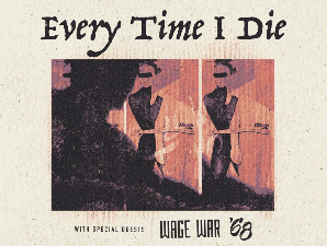 Tickets for every time i die wage war 68 god alone ticketweb we are checking for tickets malvernweather Gallery