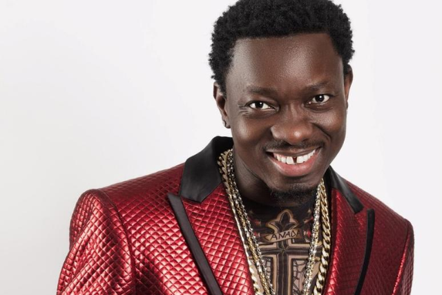 Photo of Michael Blackson