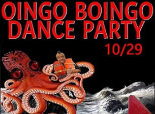 Oingo Boingo Halloween Dance Party