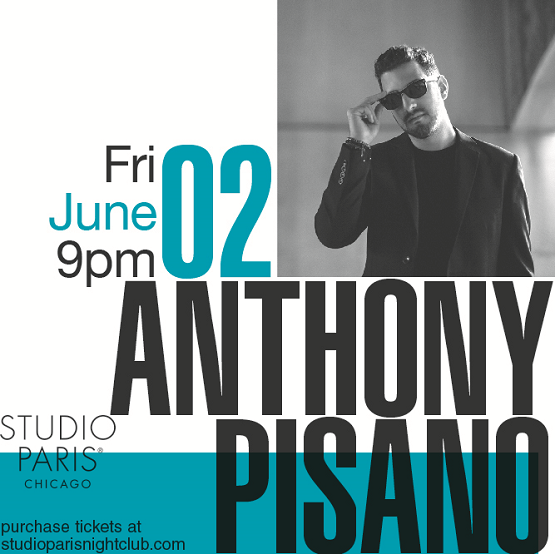 See Details for Anthony Pisano at Studio Paris