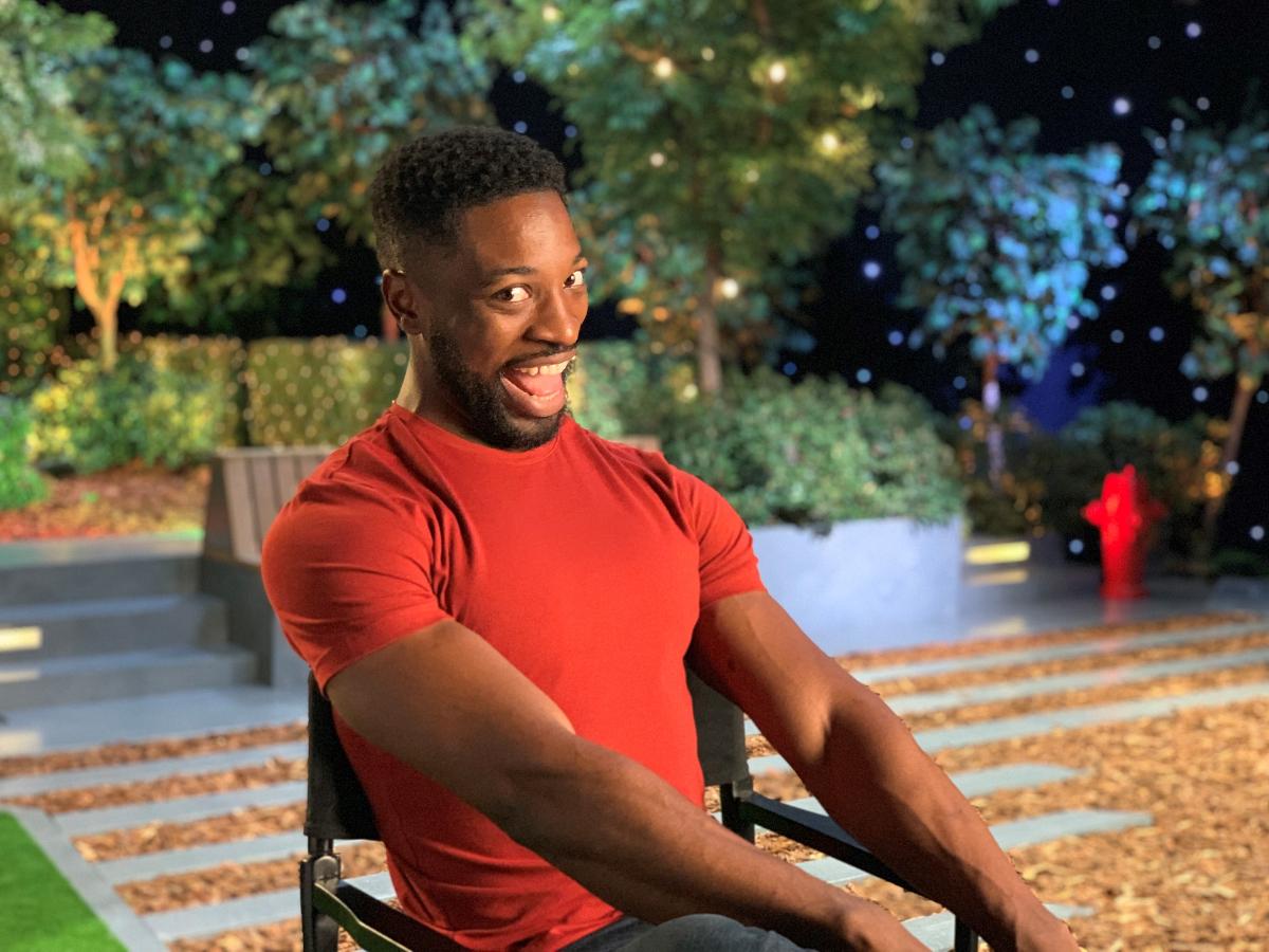 Americas Got Talent comedian Preacher Lawson jokes at