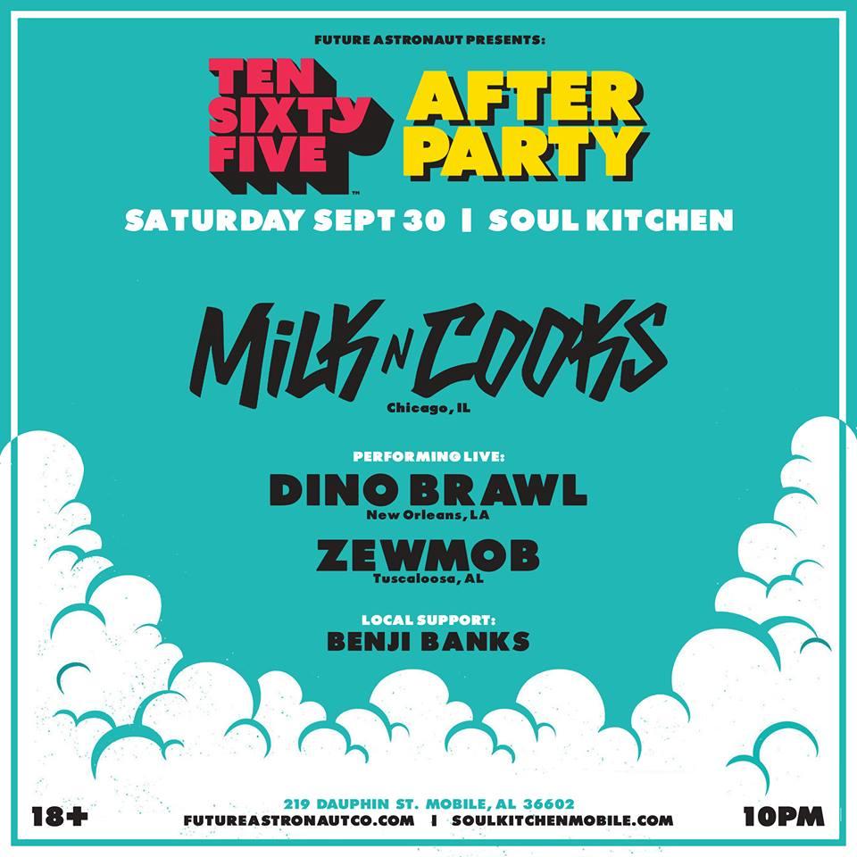Milk & Cooks, Dino Brawl & ZEW MOB
