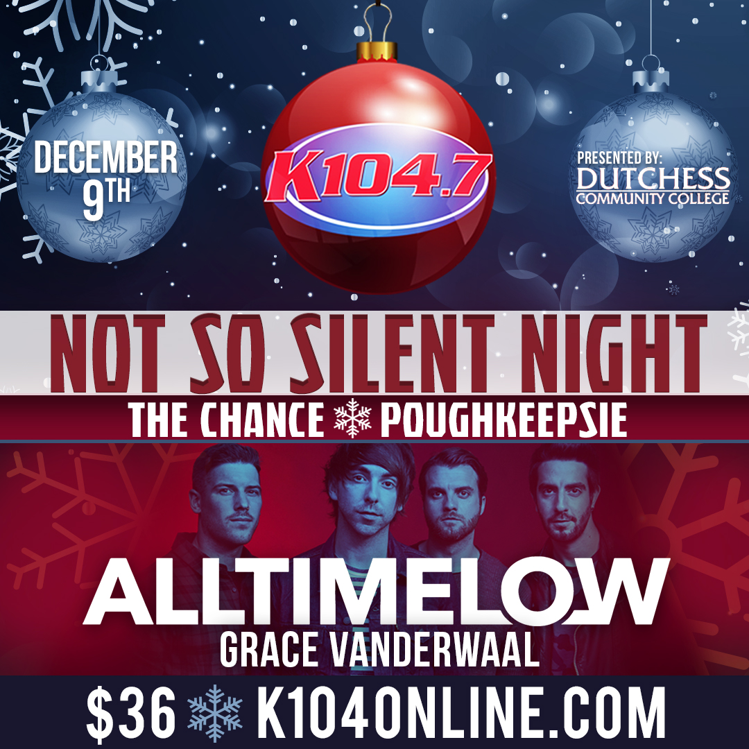 K104s Not So Silent Night Presented By Dutchess Community College