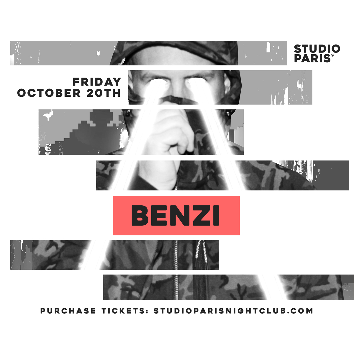 See Details for Benzi at Studio Paris