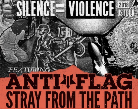 Knitting Factory Boise Seating : Tickets for anti flag stray from the path knitting
