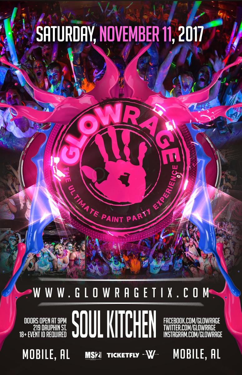 GlowRage