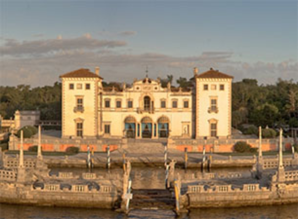 Tickets for Vizcaya Museum Gardens Valid for 1 visit Expires 11