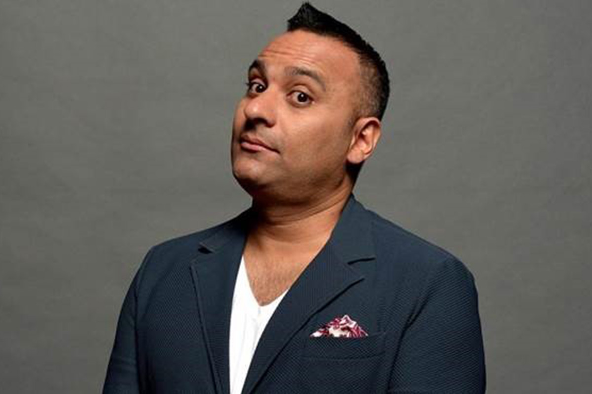 Watch Russell Peters video