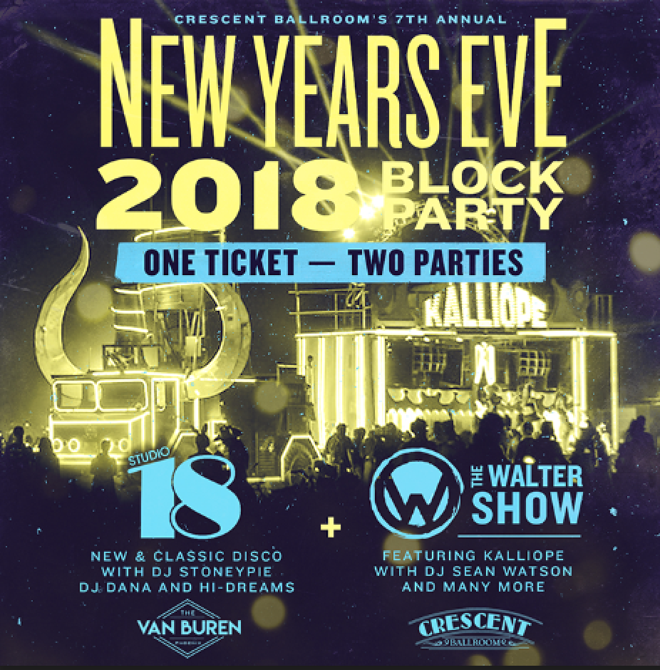 New Years Eve 2018 Block Party