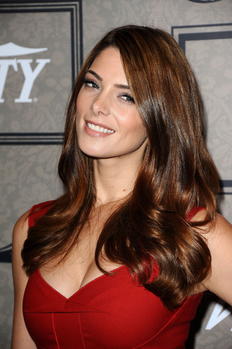 Ashley Greene at Improv