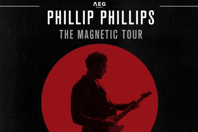 Tickets for phillip phillips the magnetic tour the ballroom phillip phillips the magnetic tour the ballroom thieves m4hsunfo Images