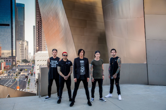 Tickets for sleeping with sirens gossip world tour 2018 sleeping with sirens gossip world tour 2018 m4hsunfo