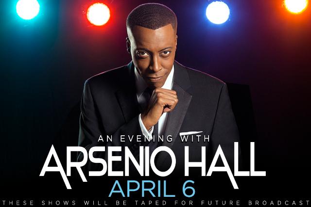 Arsenio Hall