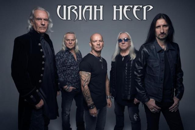Uriah Heep Meet & Greet