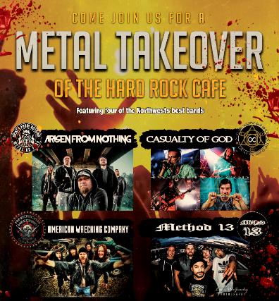 Rencontre hard rock metal