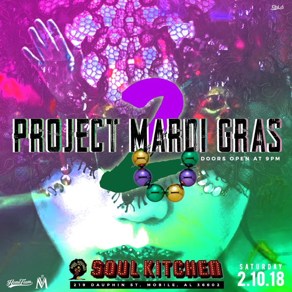 Project Mardi Gras 2