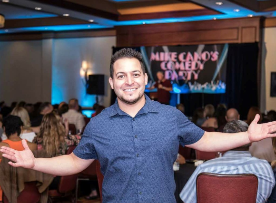 Mike Cano's Comedy Party