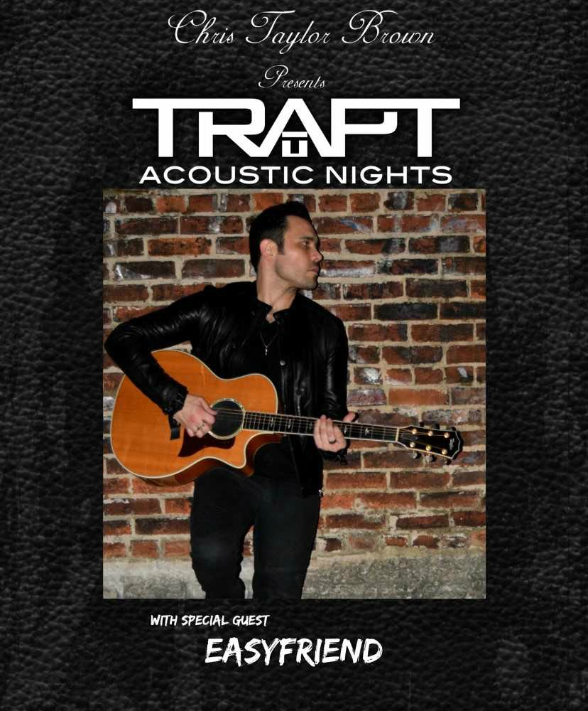 Trapt Acoustic Nights – BLK Live