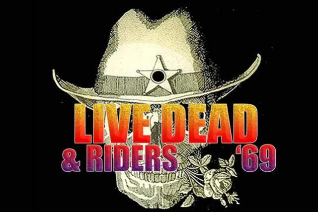Live Dead & Riders '69 ft Tom Constanten, Mike Falzarano