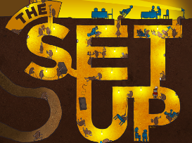 The Set Up w/ Richard Sarvate, Abhay Nadkarni, Sheng Wang, Lizzy Cooperman & more