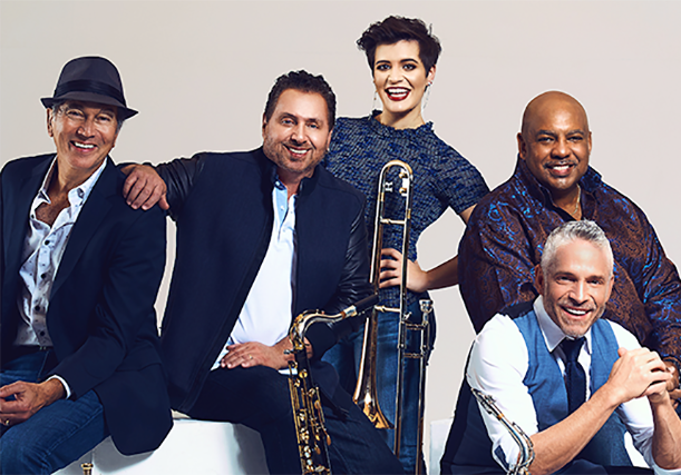 smooth cruise dave koz and friends summer horns tour featuring gerald albright rick braun - Dave Koz Christmas Tour