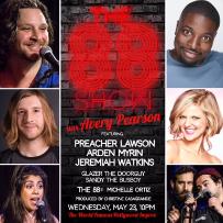 The 88 Show with Avery Pearson + Preacher Lawson, Dulcé Sloan, Arden Myrin & more!