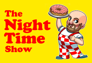 The Night Time Show with Futurama's John DiMaggio, Disney's Bill Farmer and Mean Girls Reunion!