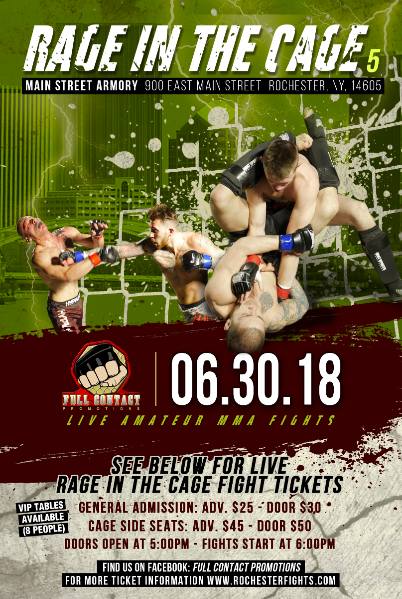 Rage In The Cage 5