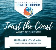 OC Coastkeeper Fundraiser