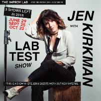 Lab Test with Jen Kirkman