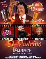 Luis de Alba: El Padrino (with Special Guests)