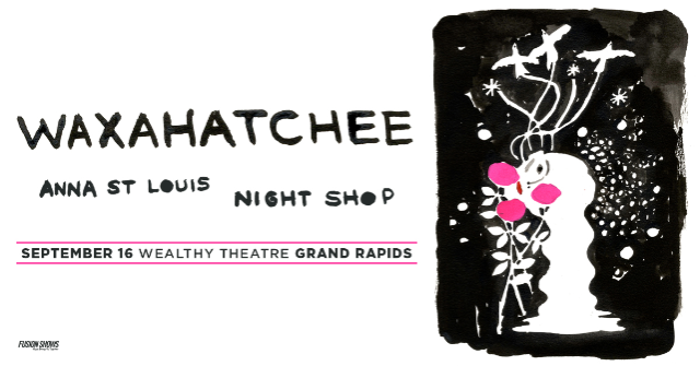 Tickets For Waxahatchee Night Shop Anna St Louis Ticketweb