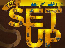 The Set Up w/ Richard Sarvate, Abhay Nadkarni, Ian Edwards, Aida Rodriguez, and more!