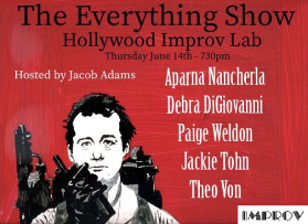 The Everything Show with Chris Redd, Debra DiGiovanni, Paige Weldon, Jackie Tohn, Jacob Adams and more!