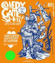 Comedy GameShow with Chris Fairbanks, Rafinha Bastos, Earl Skakel, Ismo Leikola, Jil Chrissie, Griff Pippin, Halli Borgfjord & Jake Marin