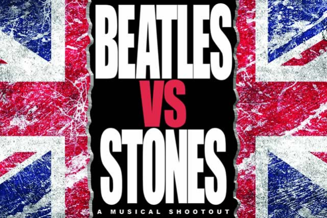 New Year's Eve with Beatles vs Stones