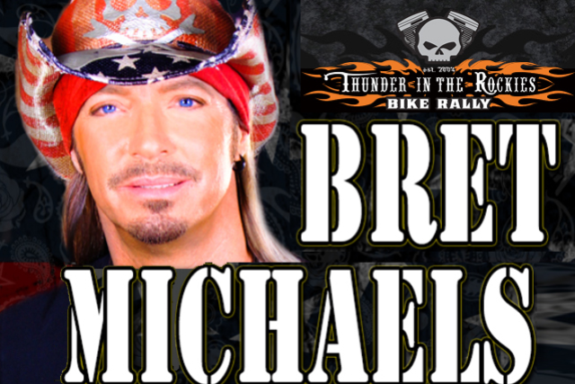 Tickets for bret michaels ticketweb thunder mountain bret michaels m4hsunfo