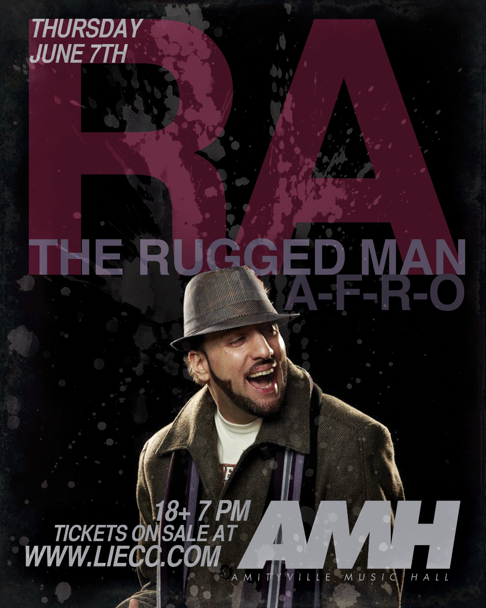Ra The Rugged Man Legends Never Al Release Party