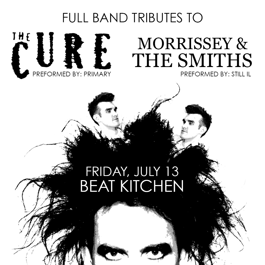 Tributes to The Cure, The Smiths, and Morrissey!