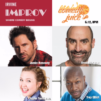 Comedy Juice with Jamie Kennedy