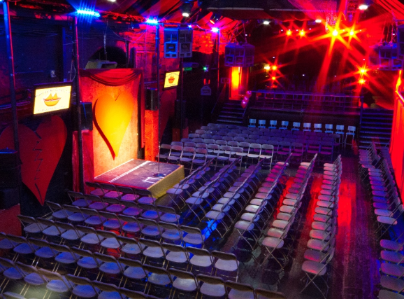 Covent Garden Comedy Club at Heaven & Tickets for Covent Garden Comedy Club at Heaven | TicketWeb - Heaven ...