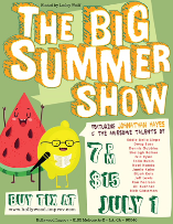 The Big Summer Show with Rick Glassman & More Hosted by Lesley Wolff